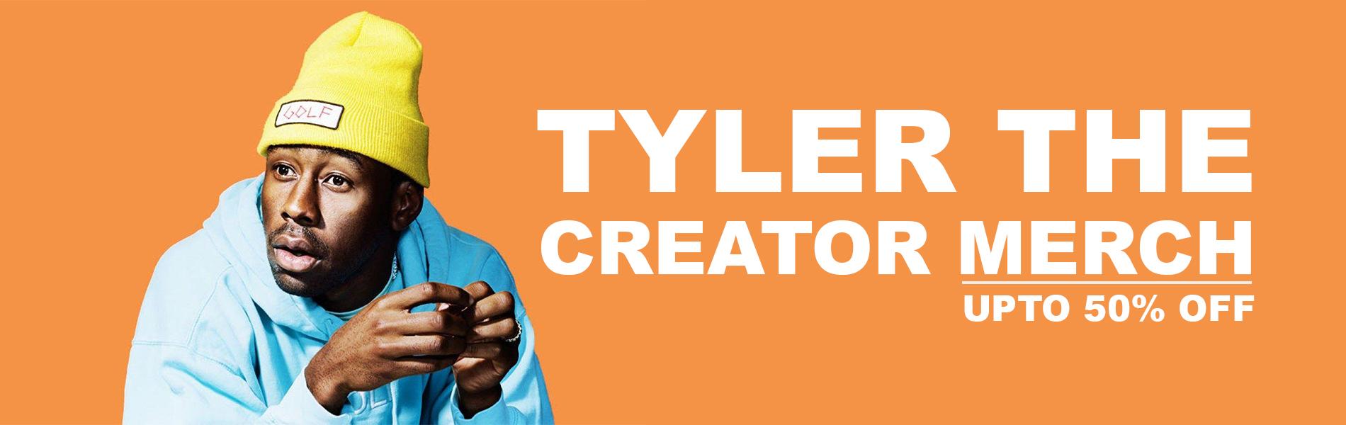 tyler the creator merch