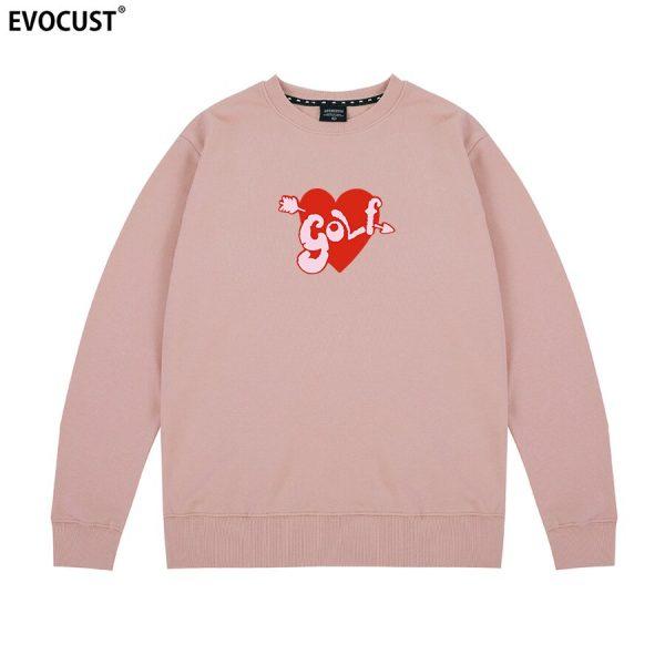 Golf Wang Heart Flower Le Fleur Logo Sweatshirts
