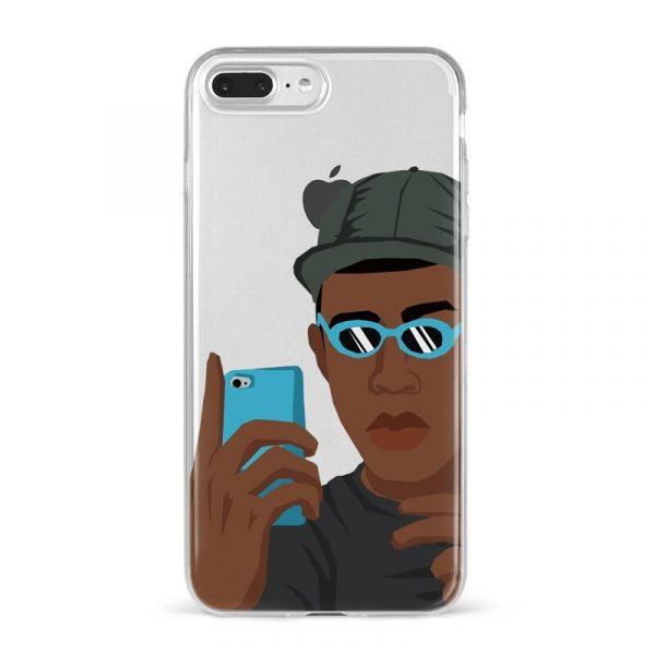 Tyler The Creator Golf Igor Bees Silicone Soft Phone Case