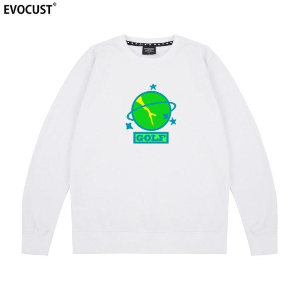 Earth Golf Wang No Violence Sweatshirt