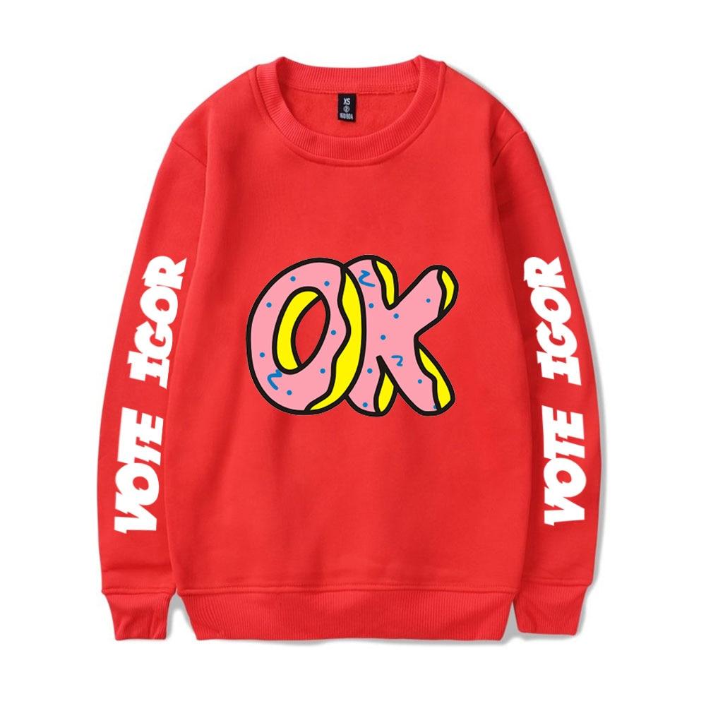 Tyler The Creator Sweatshirt O-Neck Shirt