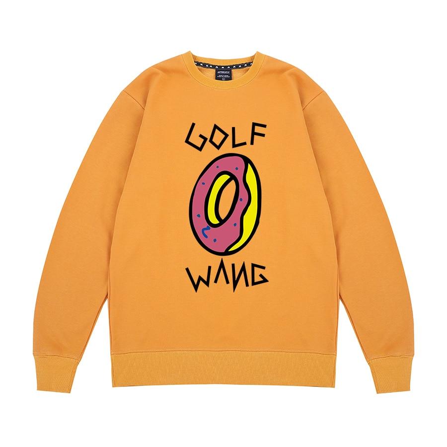 Golf Wang Tyler The Creator Donuts Sweatshirt