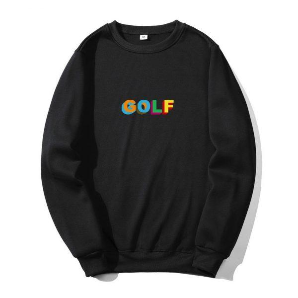Tyler The Creator Golf O-Neck Sweatshirt